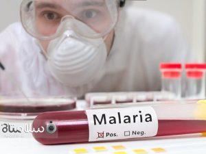 تشخیص مالاریا