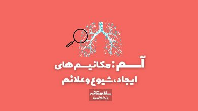 Photo of آسم: از شیوع تا مکانیسم هایی که باعث ایجاد علائم آن میشوند